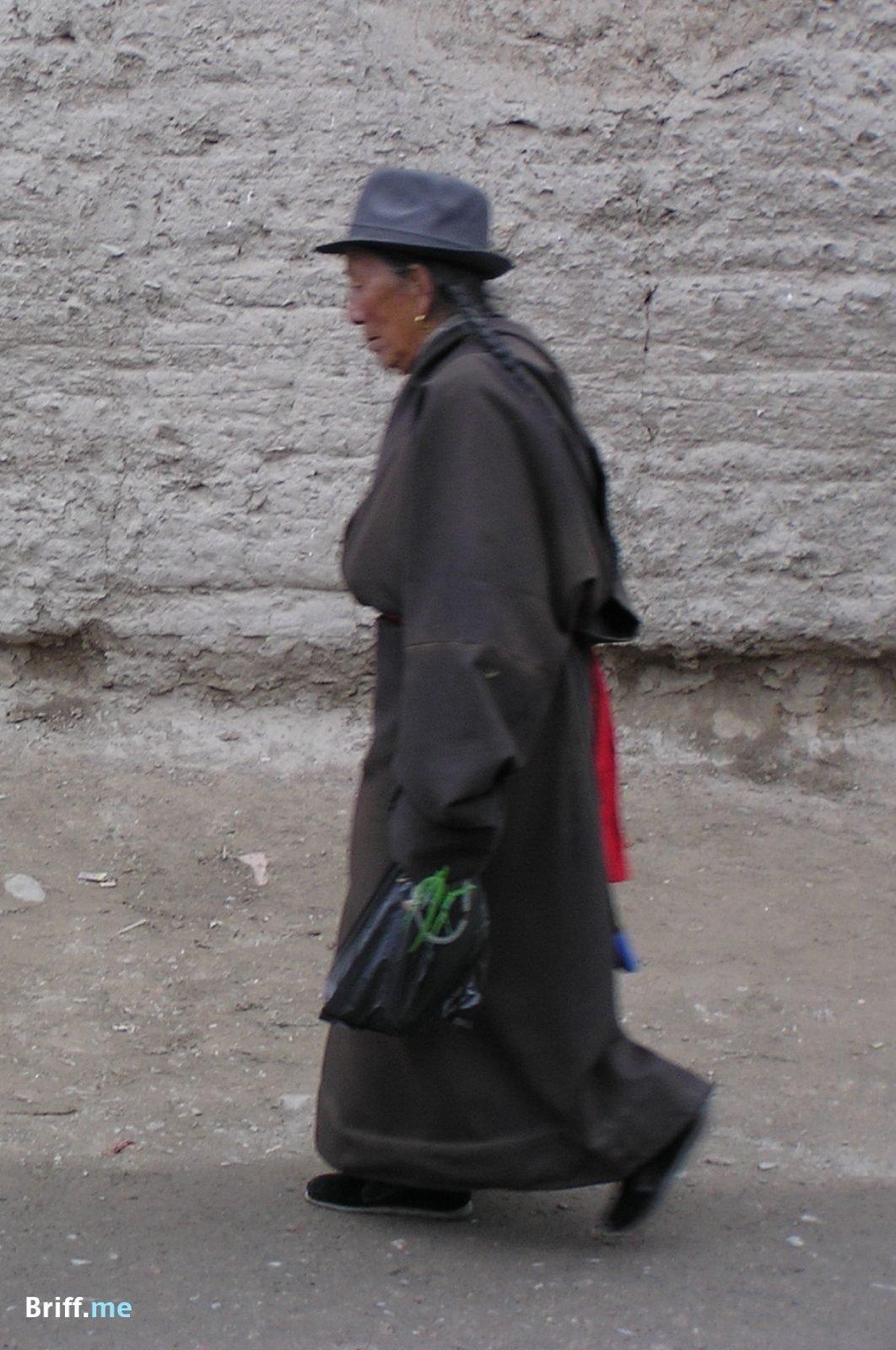 Native Americans in Tibet 3