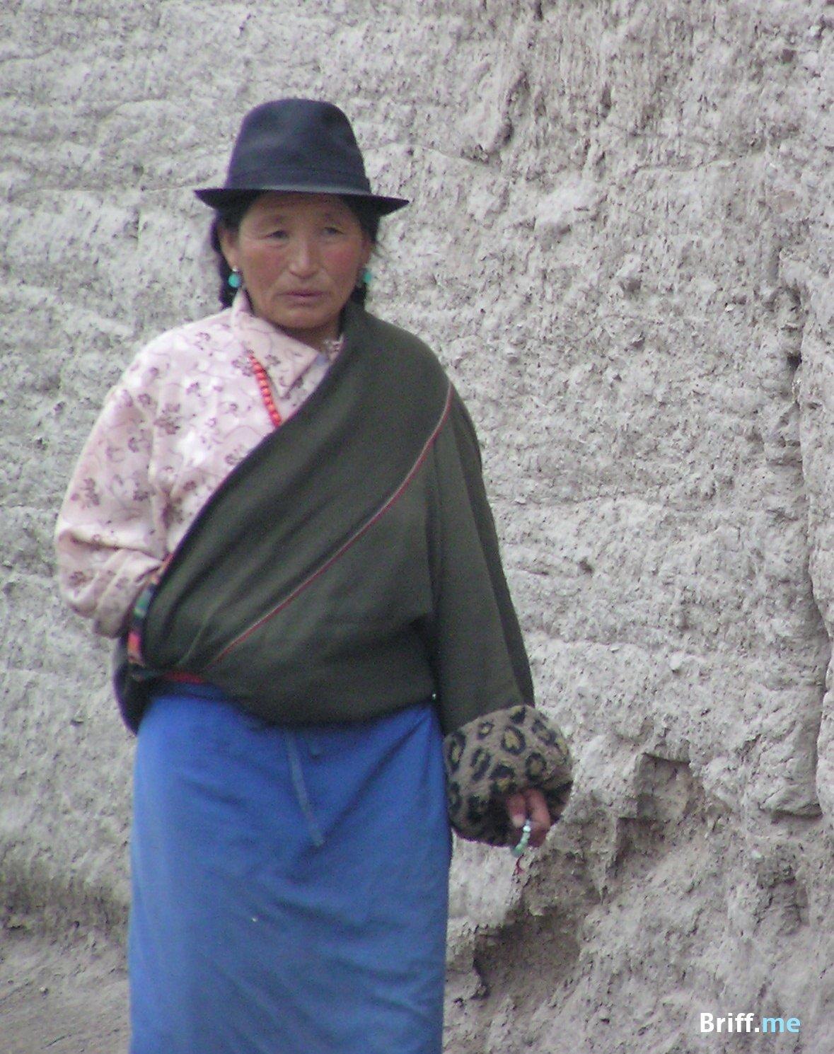 Native Americans in Tibet 4