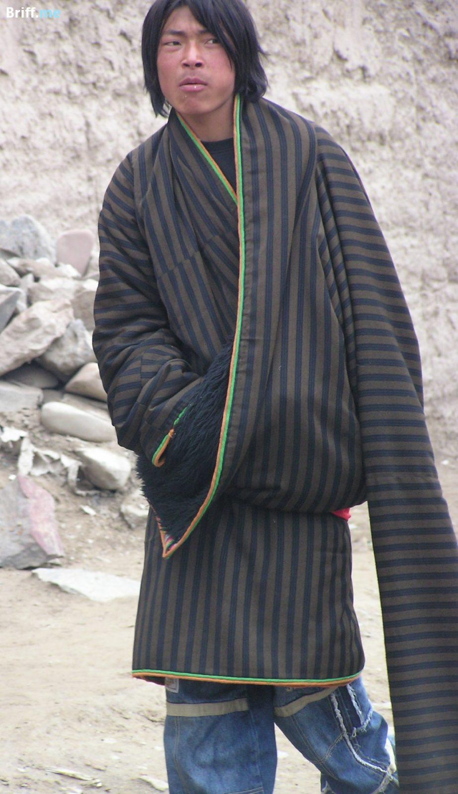 Native American People in Tibet 7