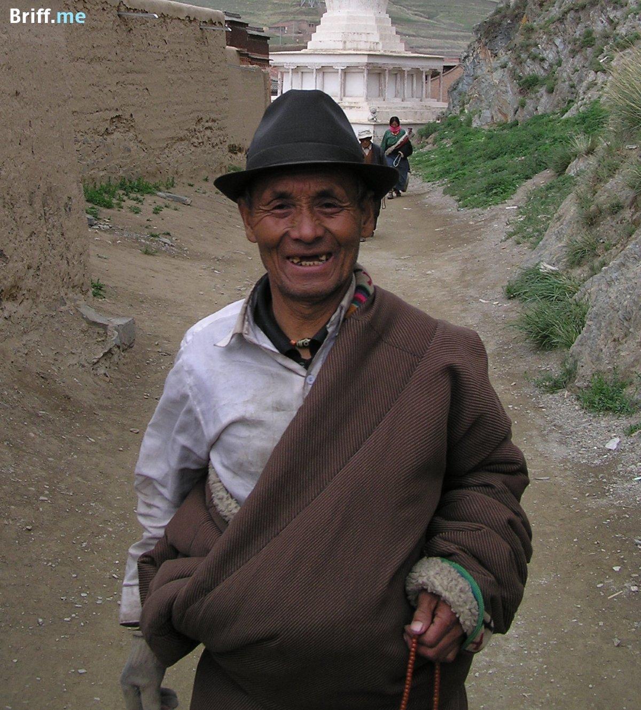 Native American People in Tibet 9