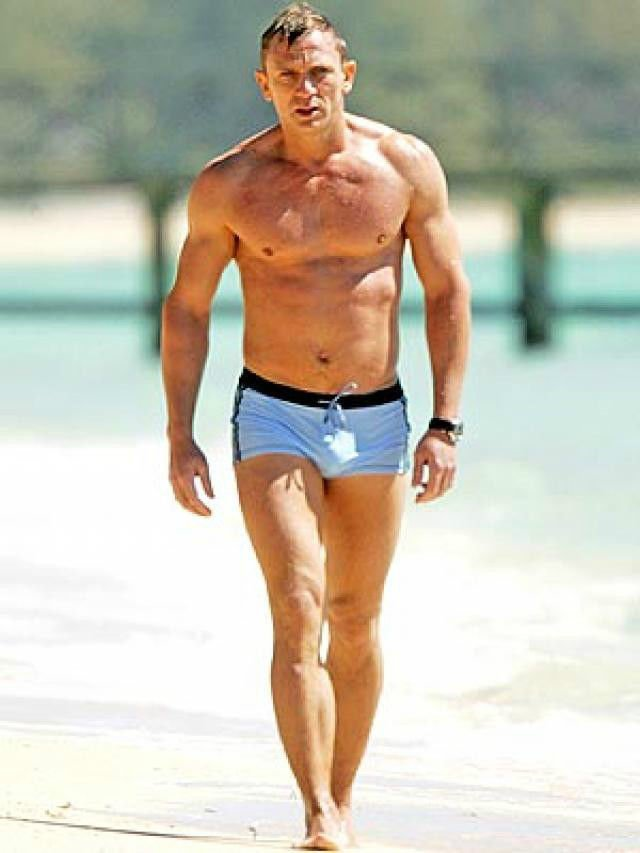 Sexy Not Porn 25 Man Daniel Craig