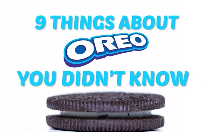 Things about Oreo