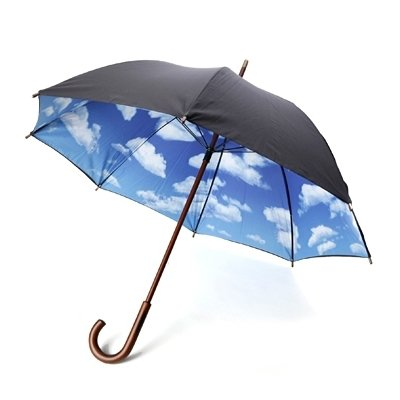 Blue Sky Umbrellas