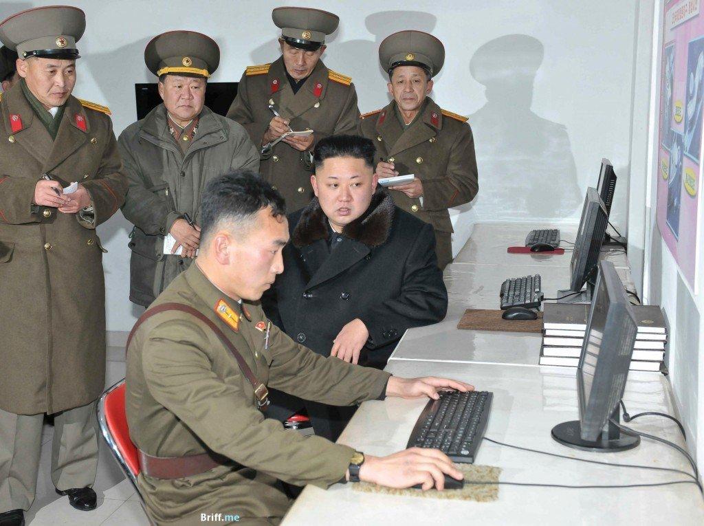 Work Pressure - North Korea