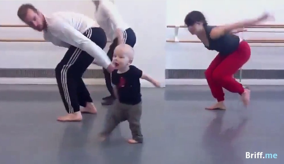 Youngest Choreographer in the World