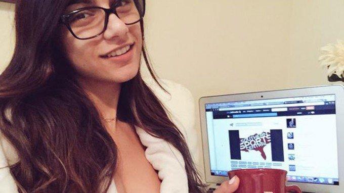 Maia Khalifa porn star