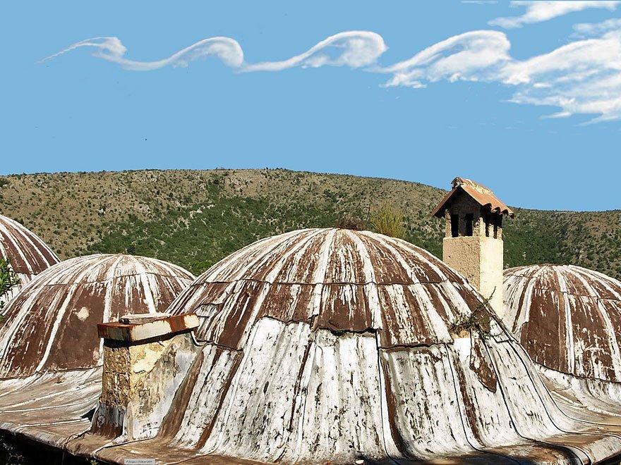 Cirrus Kelvin-Helmholtz