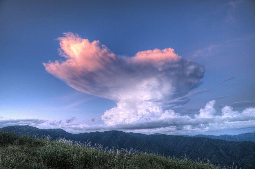 Anvil Clouds