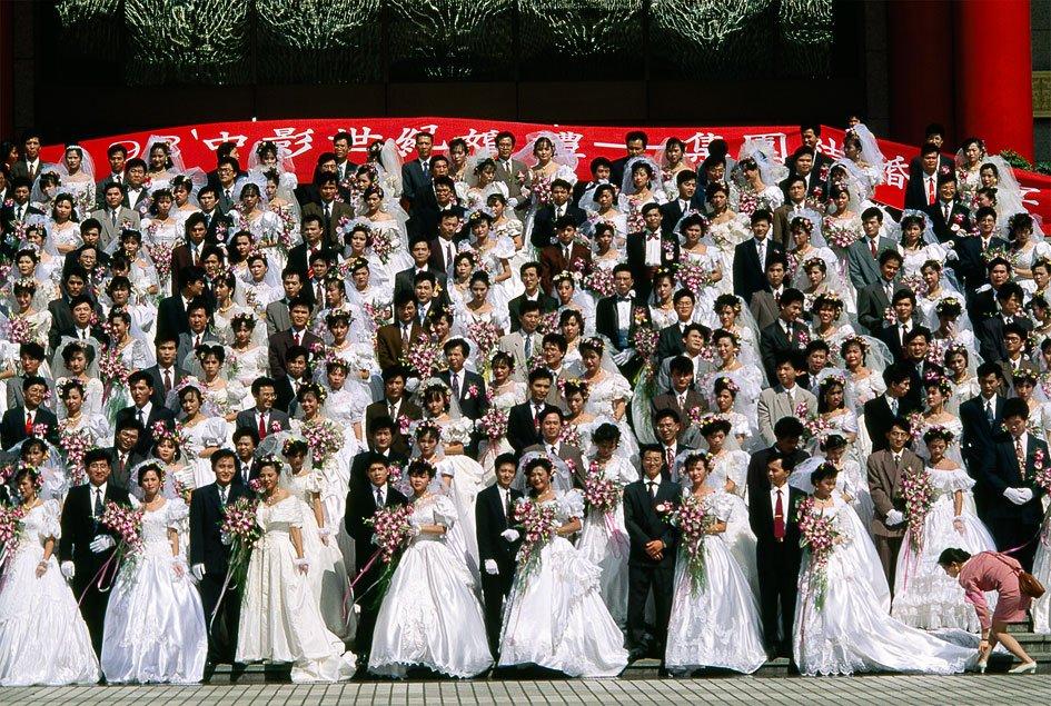 חתונה-טאייוואן