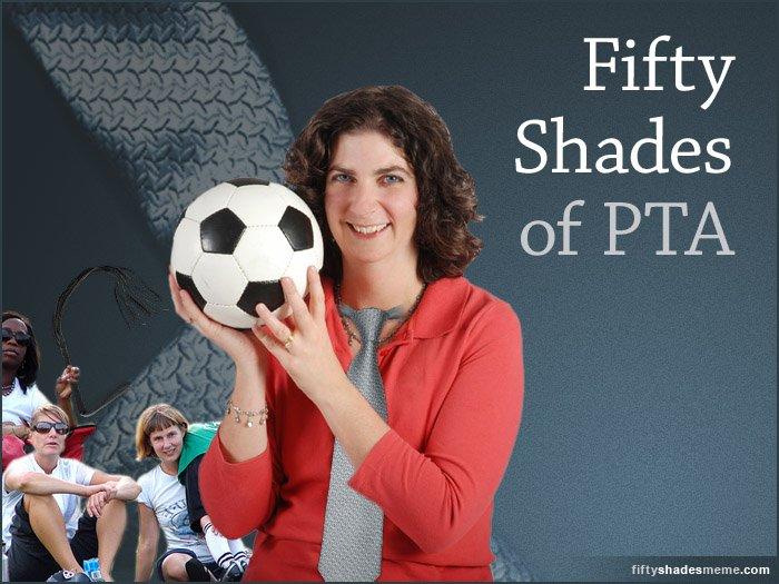 50 Shades of PTA