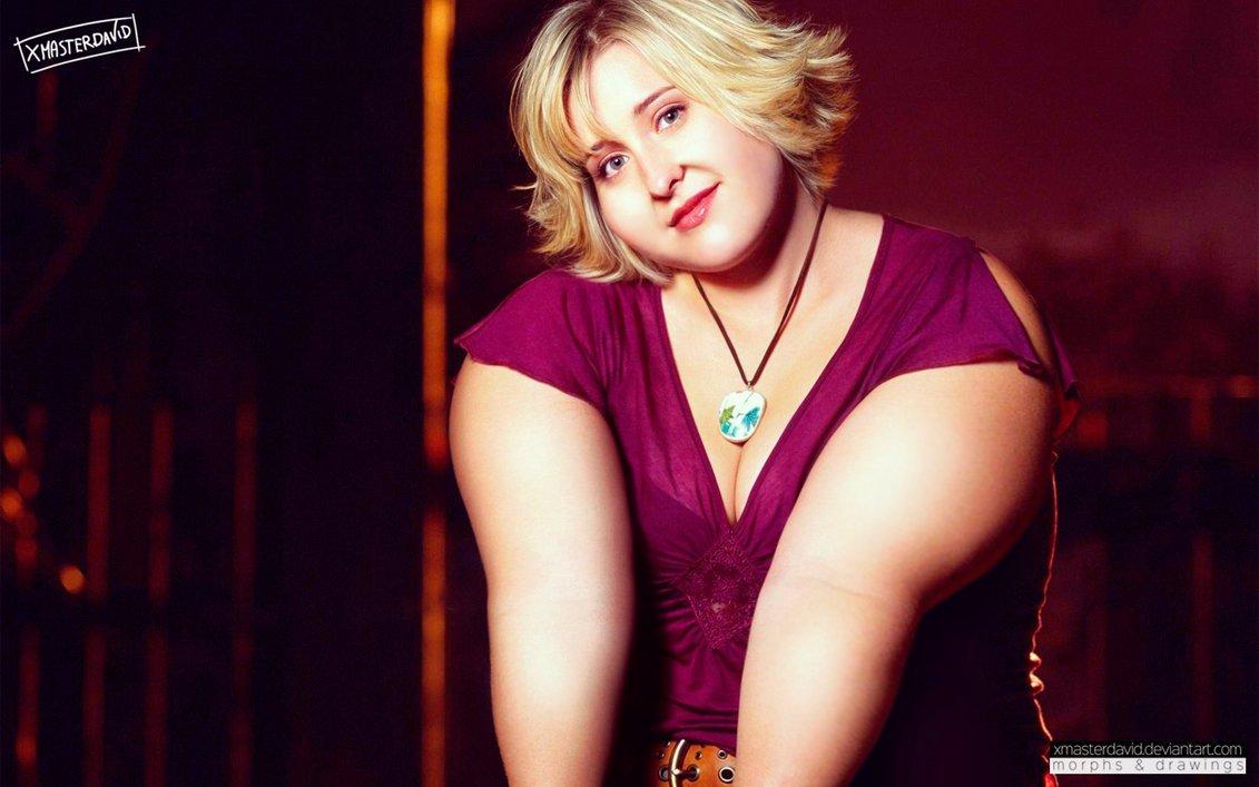 Allison Mack Fat Celebrity