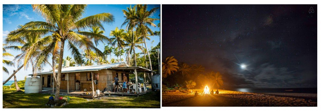 Alone on your very own Fiji Island 2 Romantic AirBNB