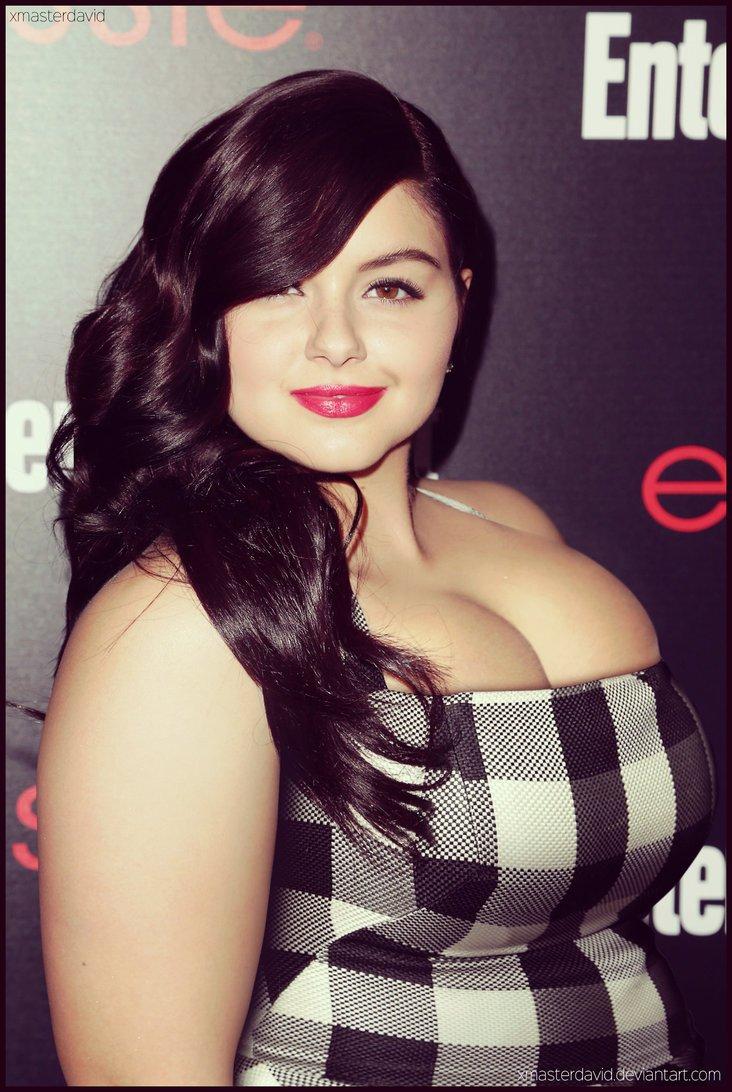 Ariel Winter Fat Celebrity