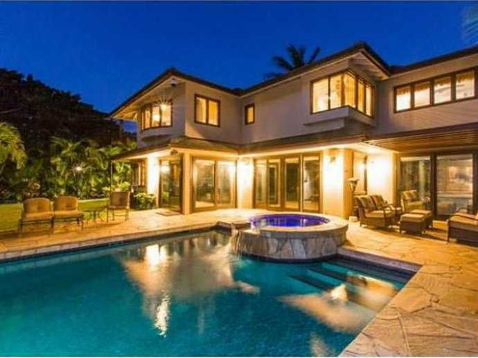 BRUNO MARS Young Celeb Homes
