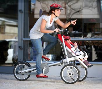 Baby Stroller Crazy Gift Ideas