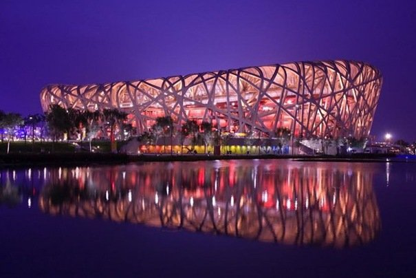 Beijing National Stadium, Beijing, China Amazing Building