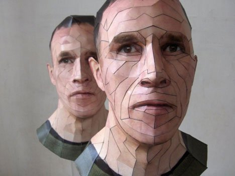 Bert Simons – Incredibly Lifelike Portrait Sculptures 2 Paper Arts