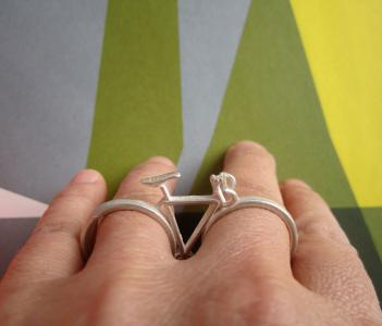 Bicycle ring Crazy Gift Ideas