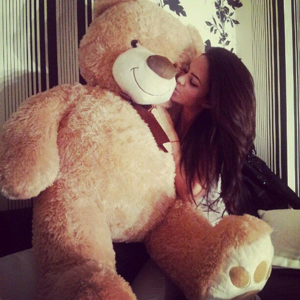 Big Teddy Bear for Valentines Day 10 Giant