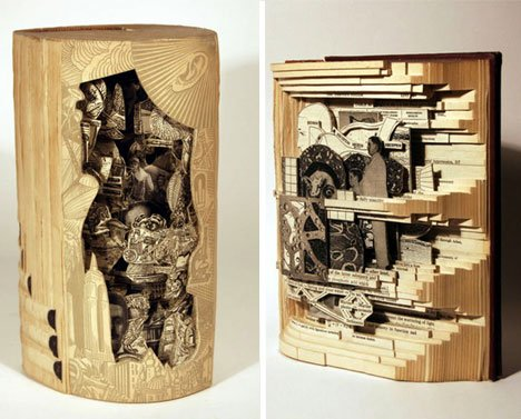 Brian Dettmer – Amazingly Complex Paper Cuts 2 Paper Arts
