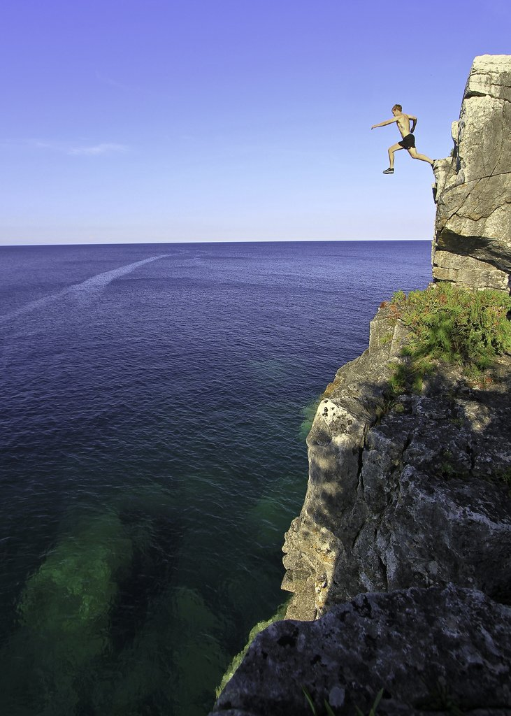 Bruce Peninsula National Park High Place