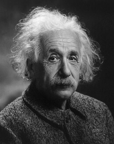 Celebrities Cousins ALBERT EINSTEIN