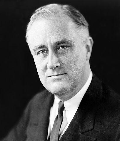 Celebrities Cousins FRANKLIN D. ROOSEVELT