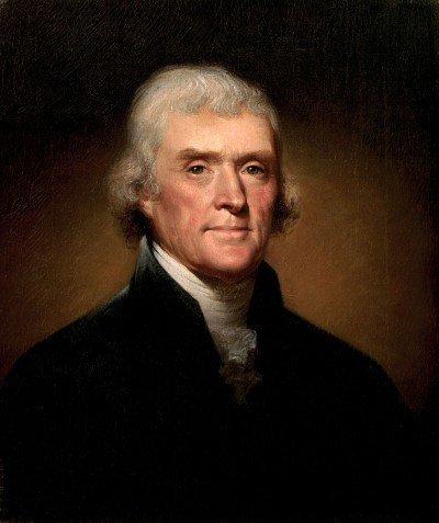 Celebrity Cousins THOMAS JEFFERSON