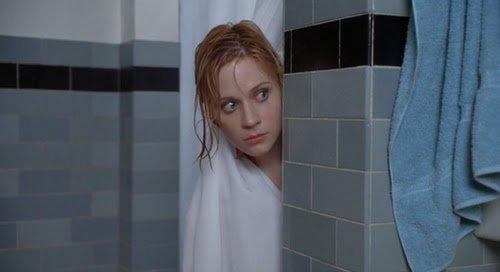 Celebs Shower Zooey Deschanel