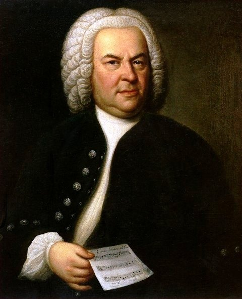 Cousin Celebrities JOHANN SEBASTIAN BACH