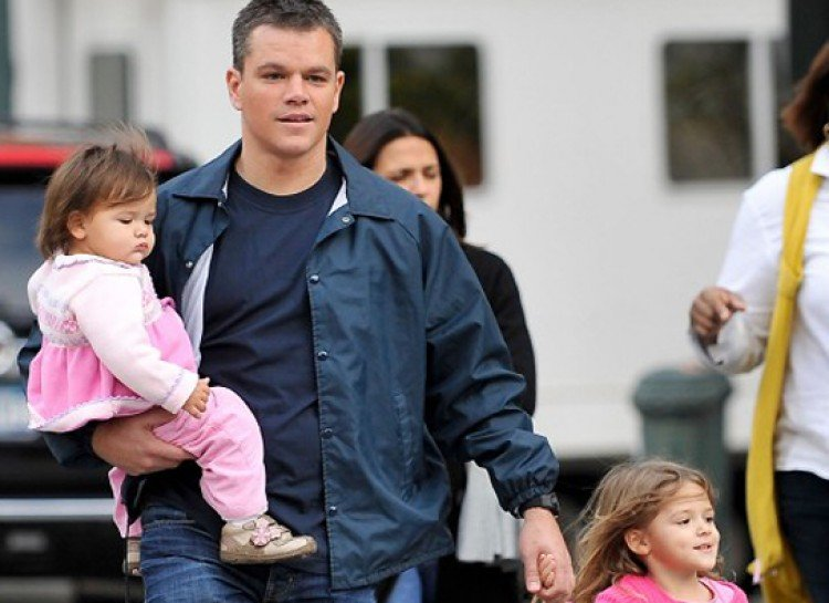 DILF MATT DAMON