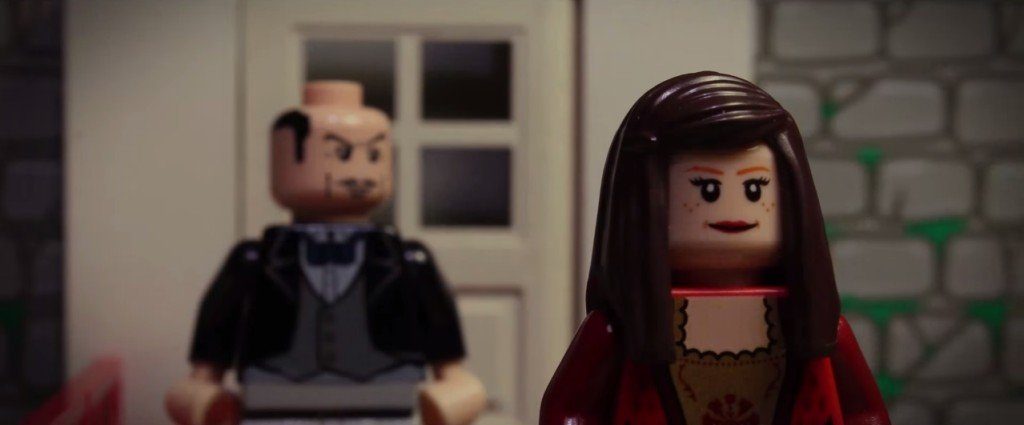 50 Shades of Grey Trailer Lego 10
