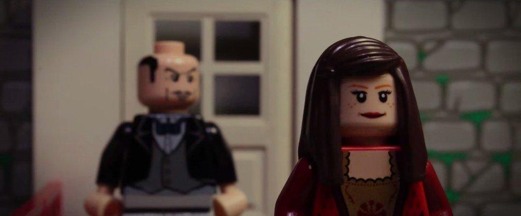 50 Shades of Grey Trailer Lego 10