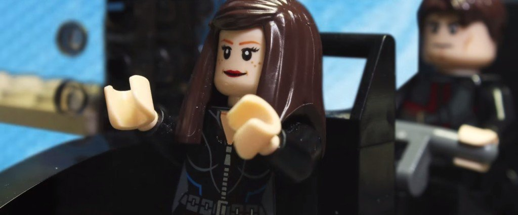 Fifty Shades of Grey Trailer Lego 17