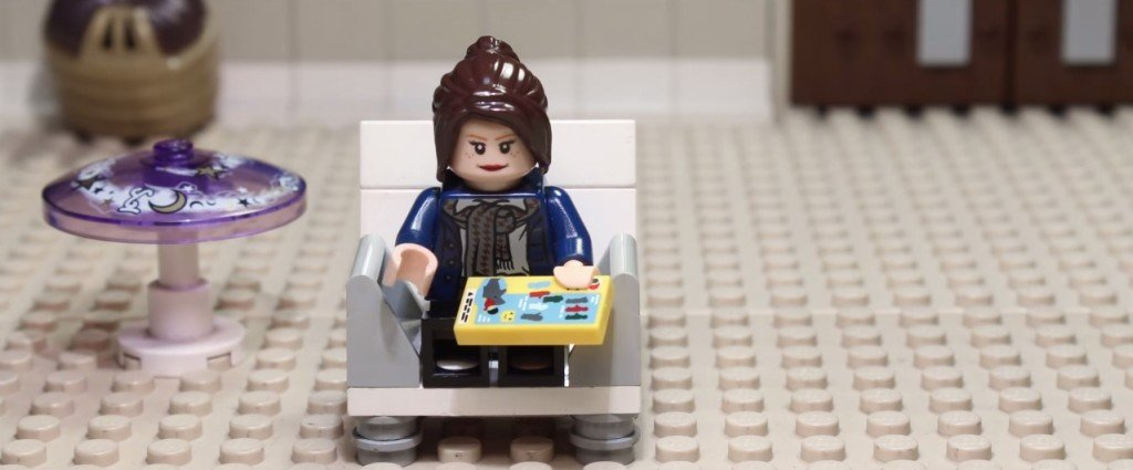 Fifty Shades of Grey Trailer Lego 2
