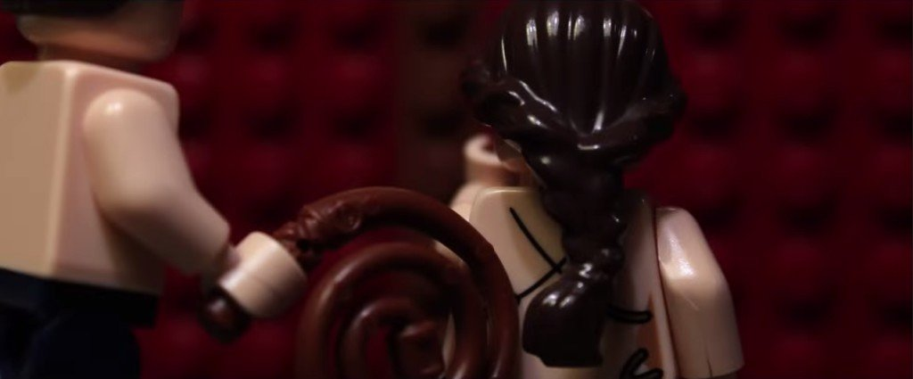 Fifty Shades of Grey Trailer Lego 21 Rope