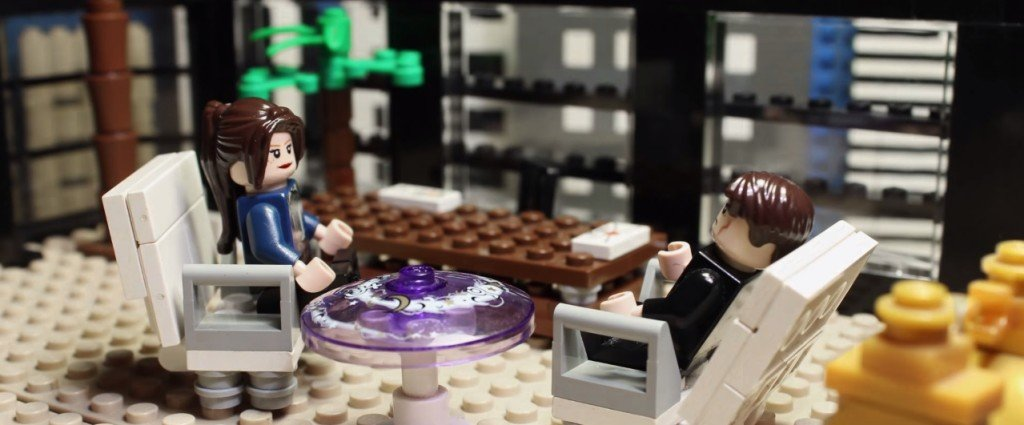 50 Shades of Grey Trailer Lego 3