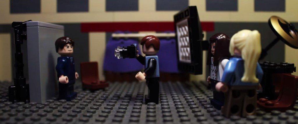 50 Shades of Grey Trailer Lego 5