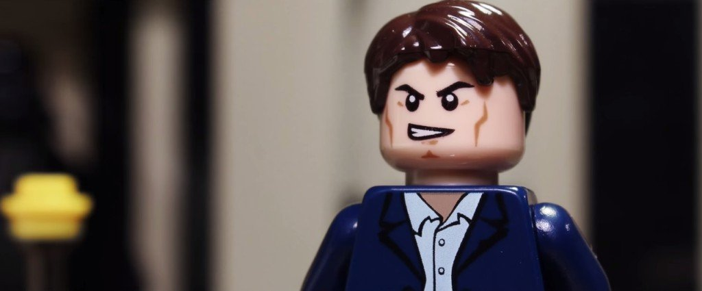 Fifty Shades of Grey Trailer Lego 7