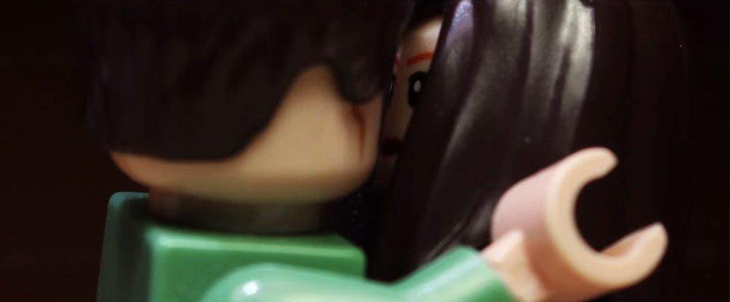 Fifty Shades of Grey Trailer Lego 9