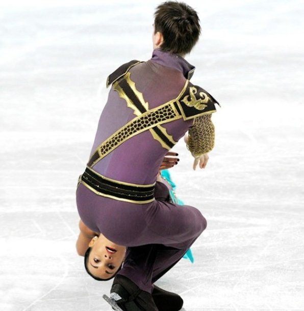 Figure Skating Funny Photos
