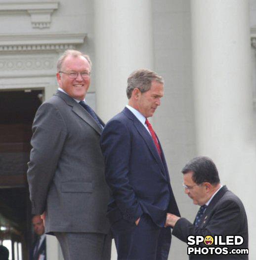 George W. Bush Funny Photos