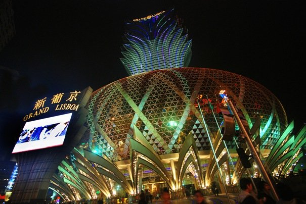 Grand Lisboa, Macao Amazing Buildings
