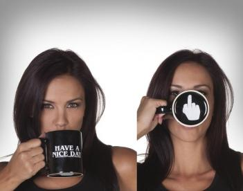 Have a nice day mug Crazy Gift Ideas