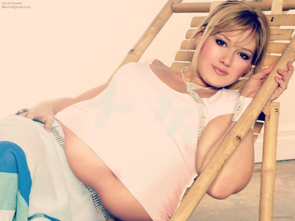 Hilary Duff Fat Celebrities