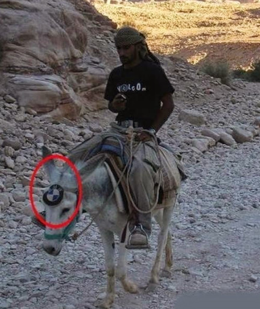 Horse Power Car 16 - BMW Donkey