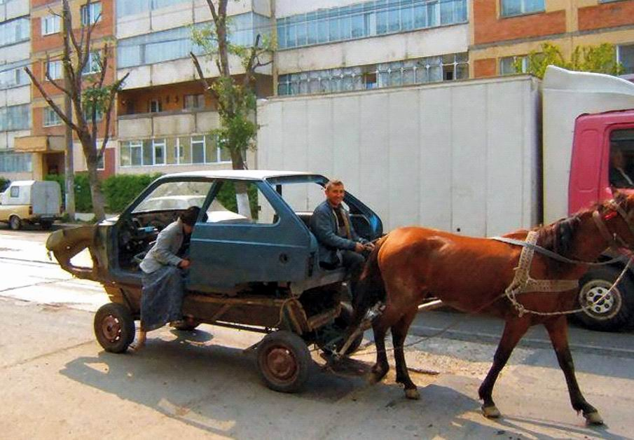 Horse Power Car 4