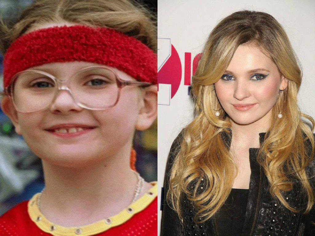 Hot Celebrity Abigail Breslin