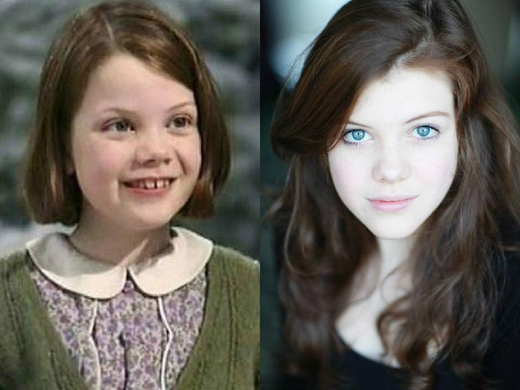Hot Celebrity Georgie Henley