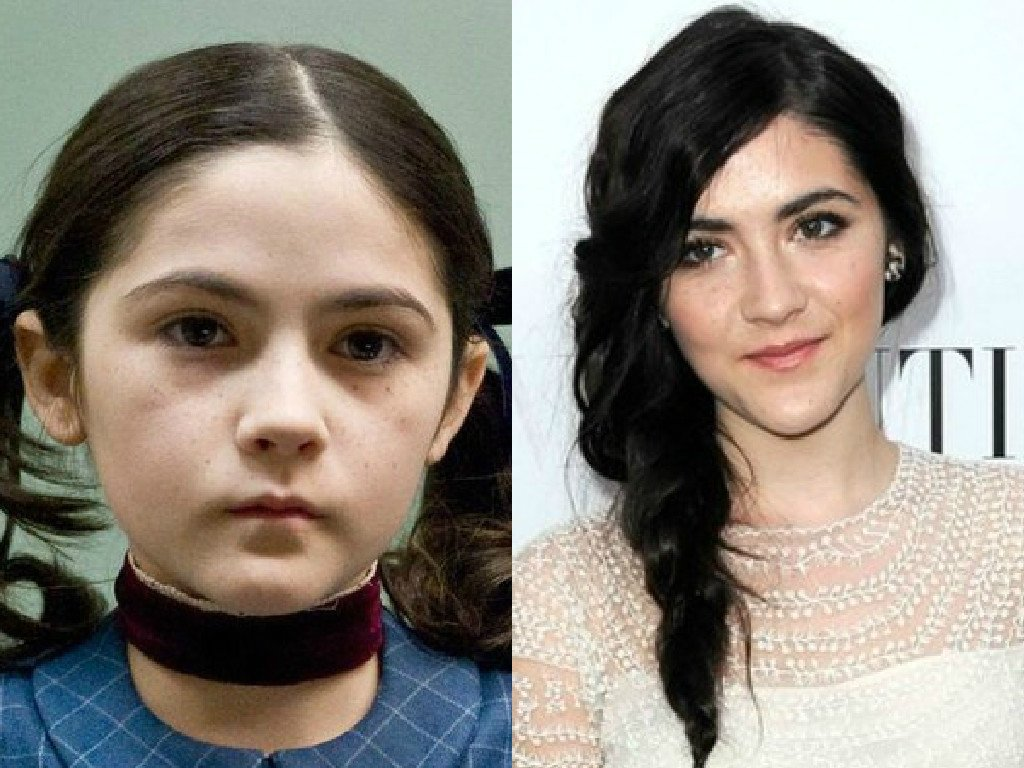 Hot Celebrity Isabelle Fuhrman